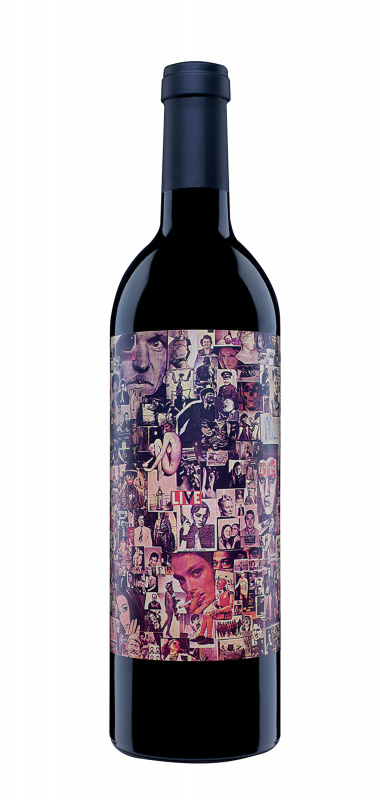 "Orin Swift ""Abstract"""