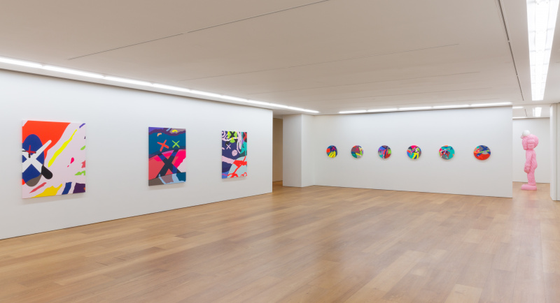 KAWS Finding Narrative in Abstraction