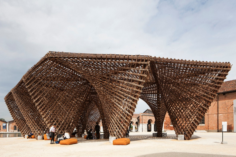 The Venice Architecture Biennale - A Huge, Tight Package of Free Space